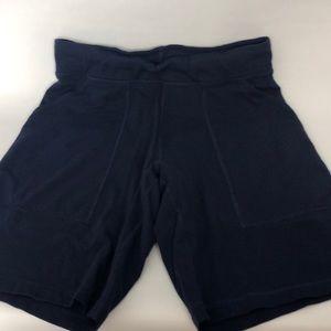 Lululemon mens navy shorts Size L